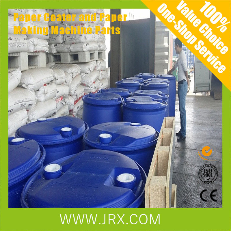 White top liner coating chemicals